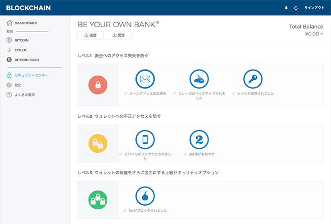 Blockchain:Torブロック完了